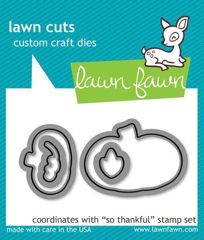 so thankful - lawn cuts