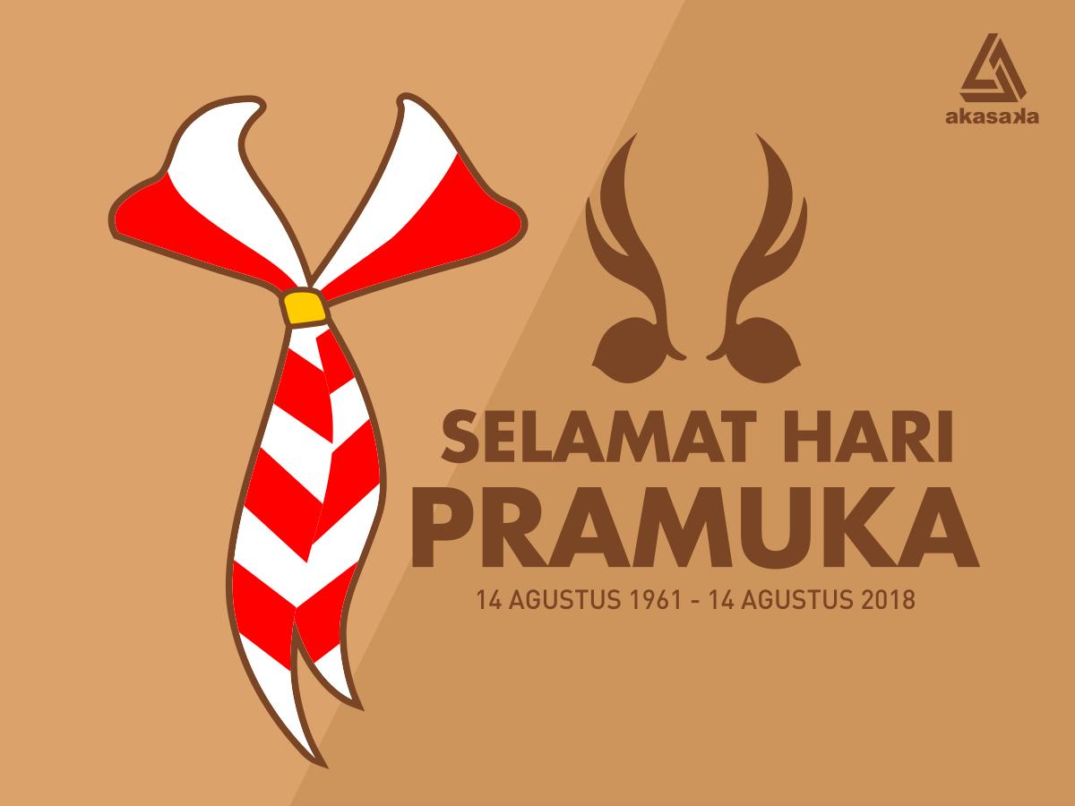 Logo Hut Pramuka