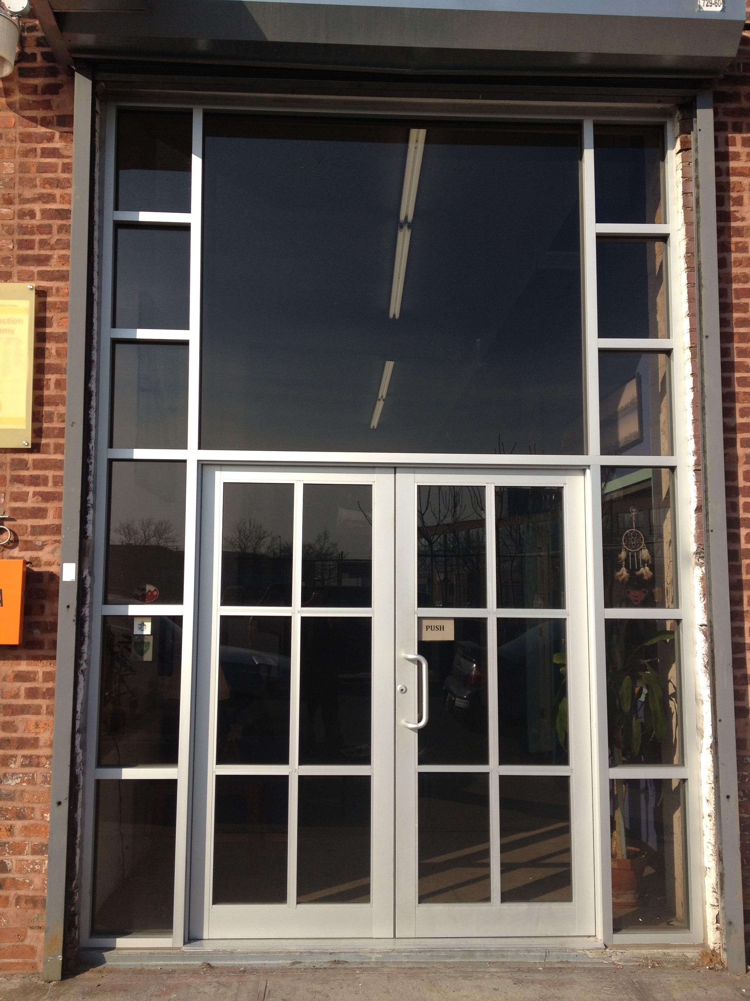 Storefront Doors Brooklyn Replacement Door Cost Quote Business