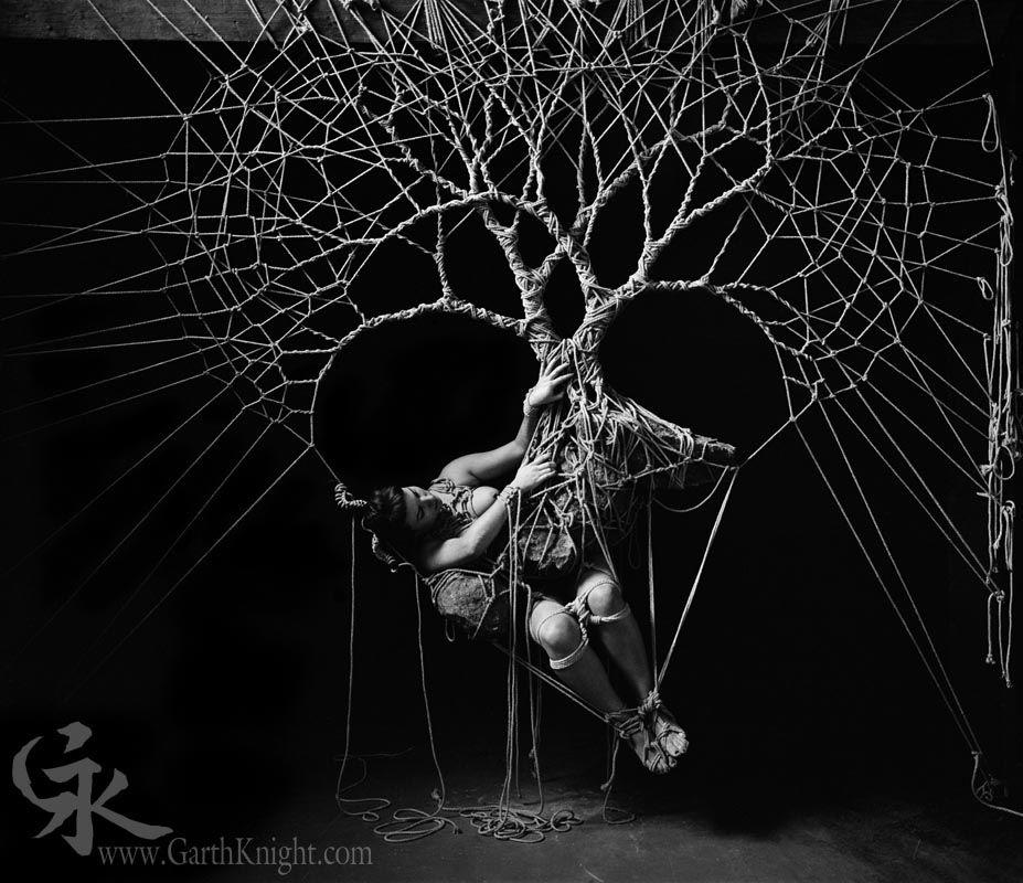 garth knight's amazing ropework