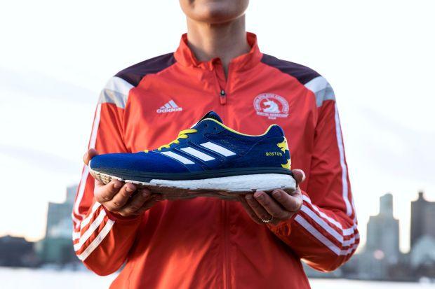 adidas Unveils the adizero Boston 7 for the 2018 Boston Marathon