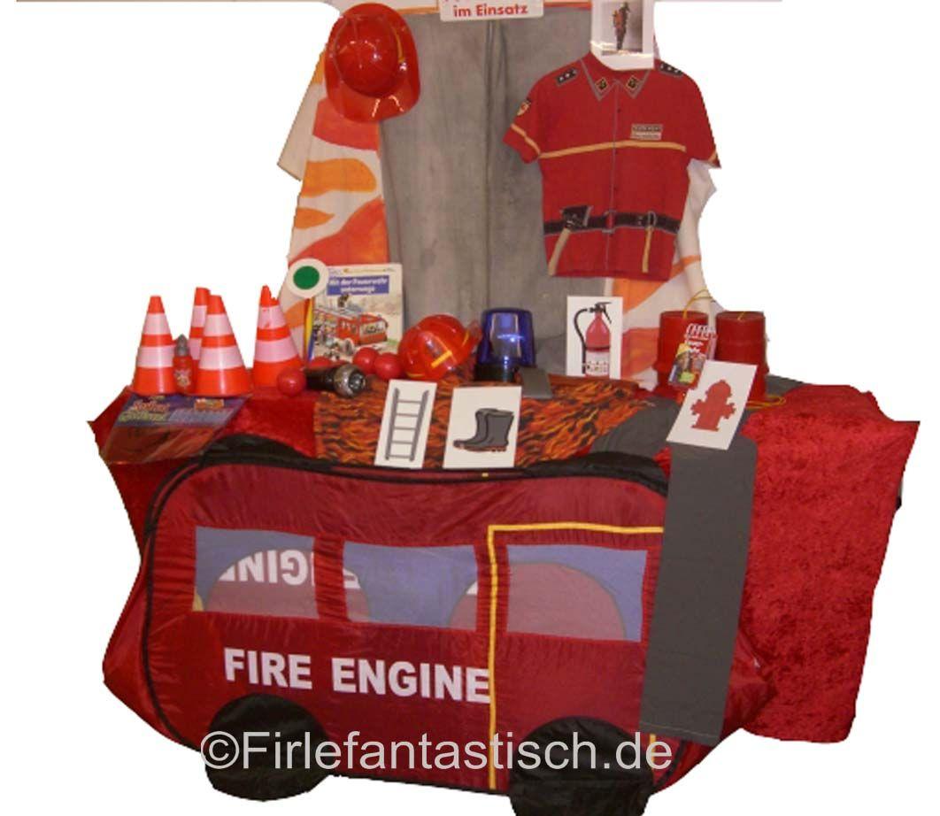 Feuerwehr Verleihkiste