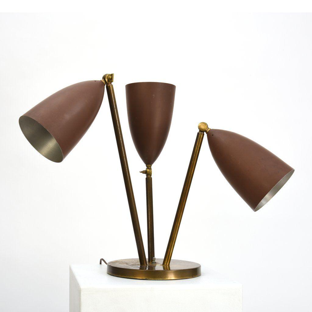 grossman lighting. Rare Greta Magnusson-Grossman Table Lamp, 1948 Grossman Lighting L