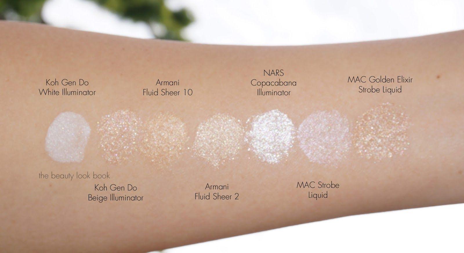 Koh Gen Do Aqua Foundation Illuminator In Beige Il01 Koh Gen Do Beauty Makeup Tips Illuminator