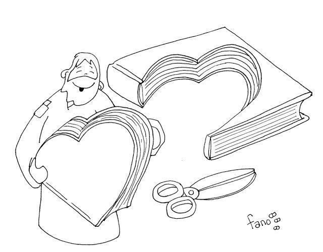 La Catequesis: Dibujos de Fano para colorear El Corazón de Jesús ...