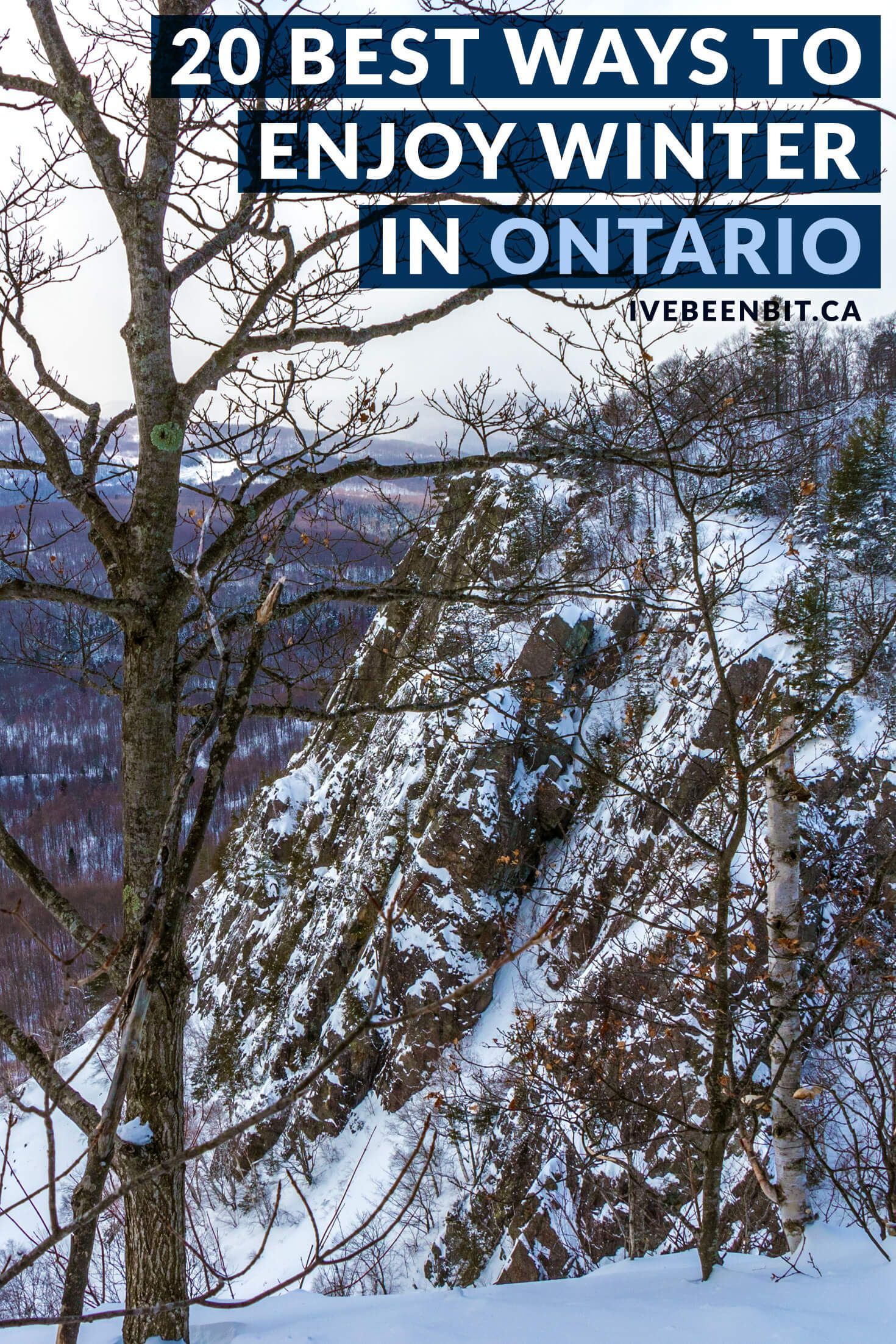 Things to Do in Ontario in Winter Top 20 Ways to Enjoy