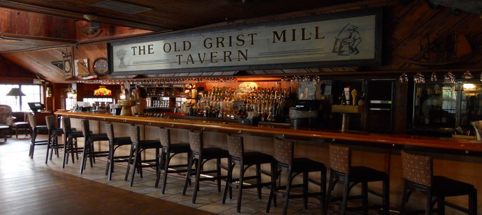 Old Grist Mill Tavern 390 Fall River Avenue Seekonk Ma 02771 508 336 8460 Tables 51 52 Overlook The Waterfall Table Of 4 Or Less Hours Monday 11 30