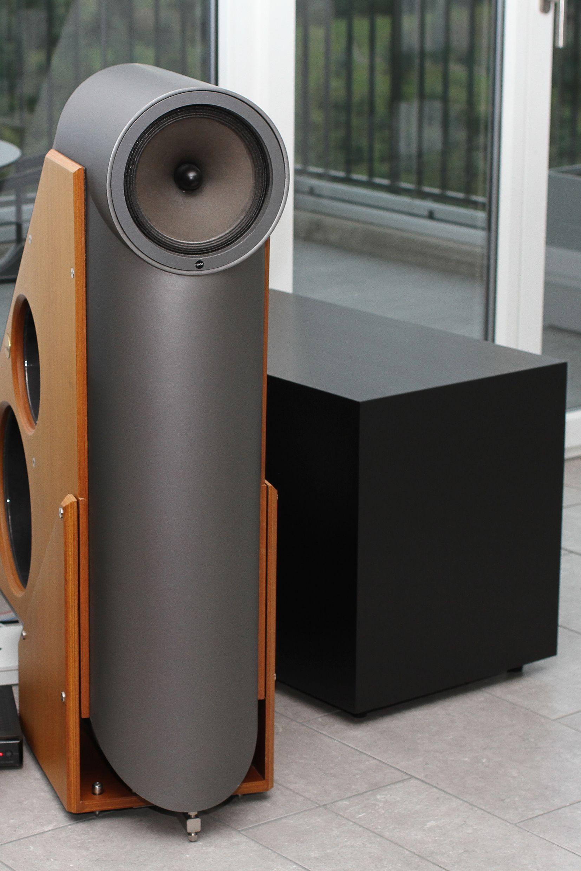 reson 2.rethm + RS400AB Lautsprecher www.reson.audio