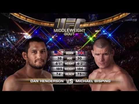 Mma Ufc 204 Free Fight Dan Henderson Vs Michael Bisping 1 Michael Bisping Ufc Ufc News