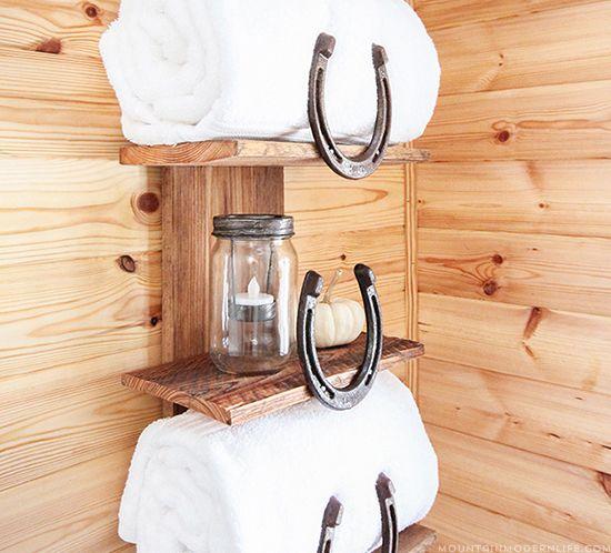 Rv Towel Rack Small Bathrooms