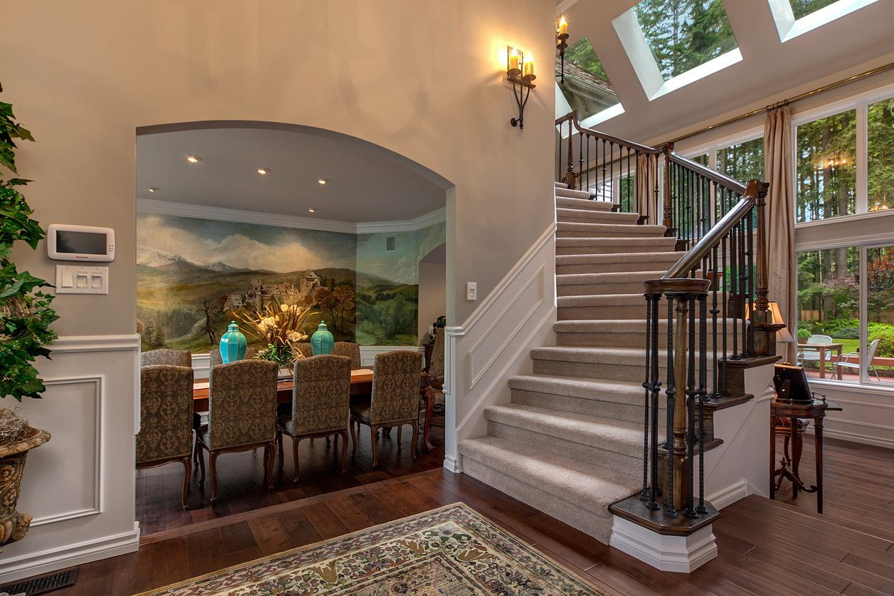 Staircase - VDB Estates - For more info on this home or to view our other offerings please visit www.vdbestates.com