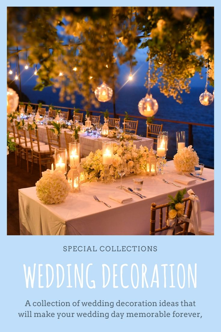 Liven Up Your Own Wedding Ceremony Decorations With One Of These