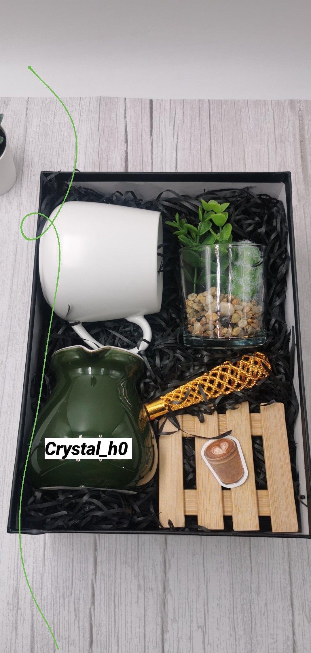هدايا بوكسات تغليف هديه قهوة الخبر الاحساء جده تبوك القصيم احبك كوب Gifts Crystals Bath Caddy