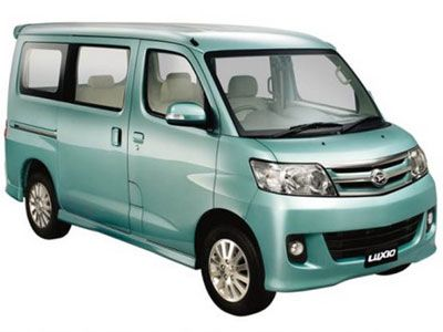 Daihatsu Luxio Gadai Bpkb Daihatsu Mobil