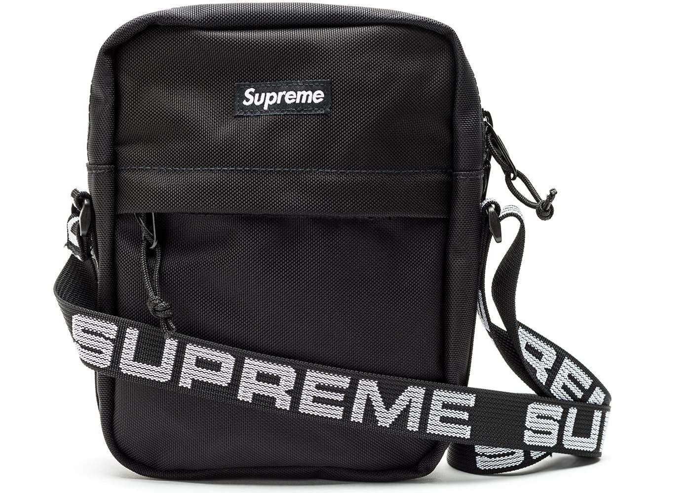 Supreme Shoulder Bag (SS18)  e94b82360e457