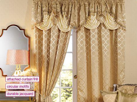 Nagano Curtain Set