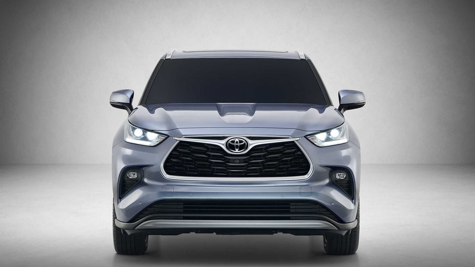 2020 Toyota Highlander First Look, Photos, And Specs