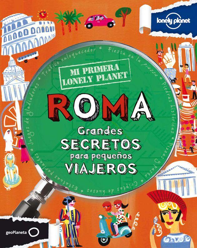 681f87126 Cosas que hemos aprendido con una guía de viajes para niños   Roma ...