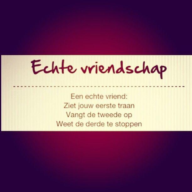 Citaten Vrienden : Echte vriendschap real friendship teksten