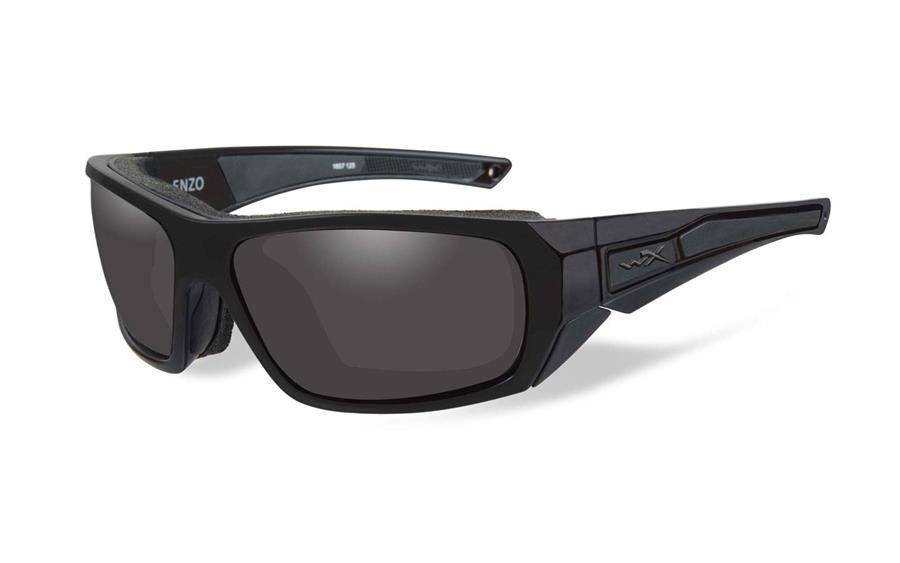 8a1b0406fe Wiley X - Nash Glasses Polarized Smoke Grey - Matte Black - ACNAS08 ...
