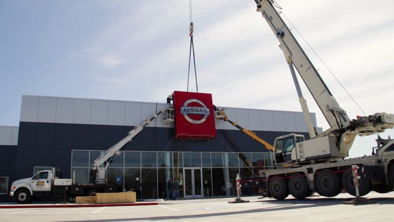 Image result for longview tx car dealership construction