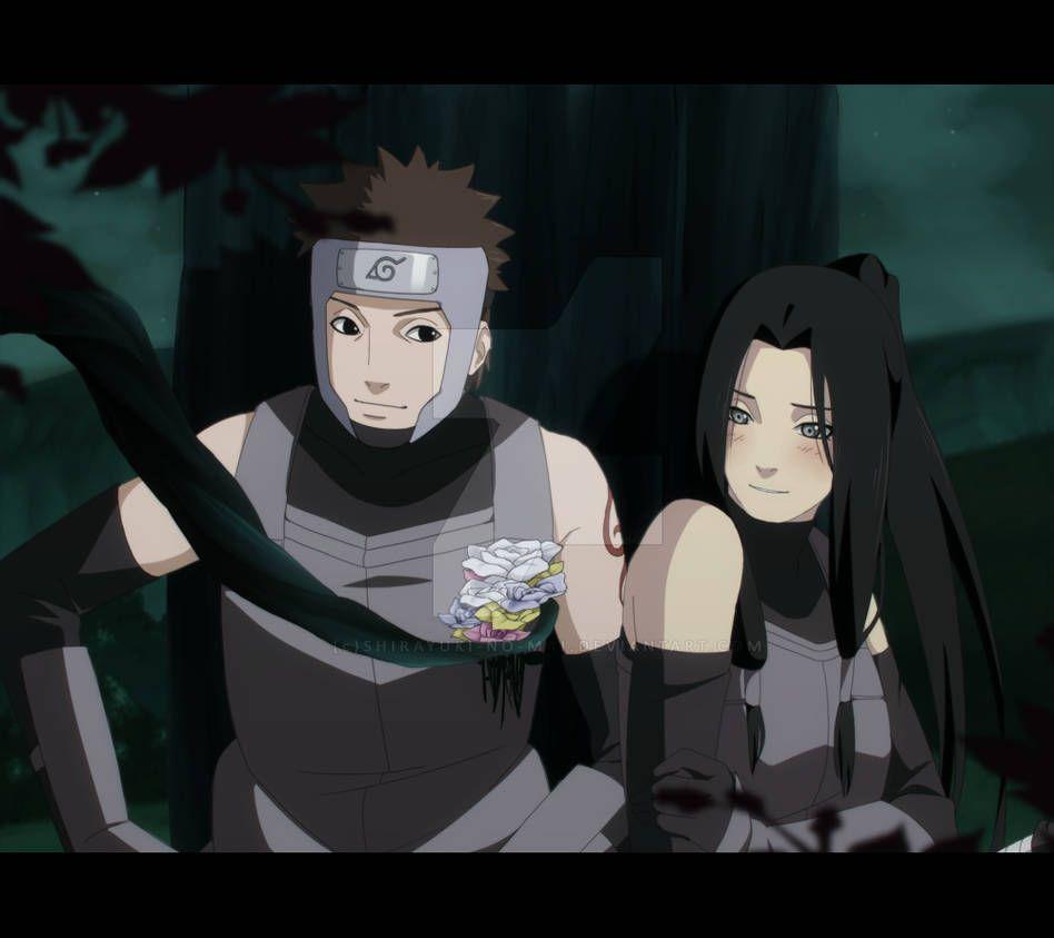 CE: Yamato and Hikari by Shirayuki-no-Mai | Naruto couples