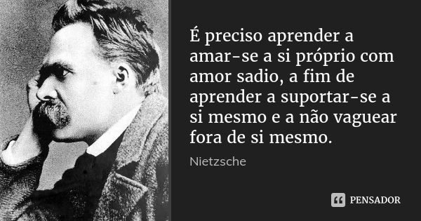 Mais de 50 Frases De Nietzsche Sobre O Amor