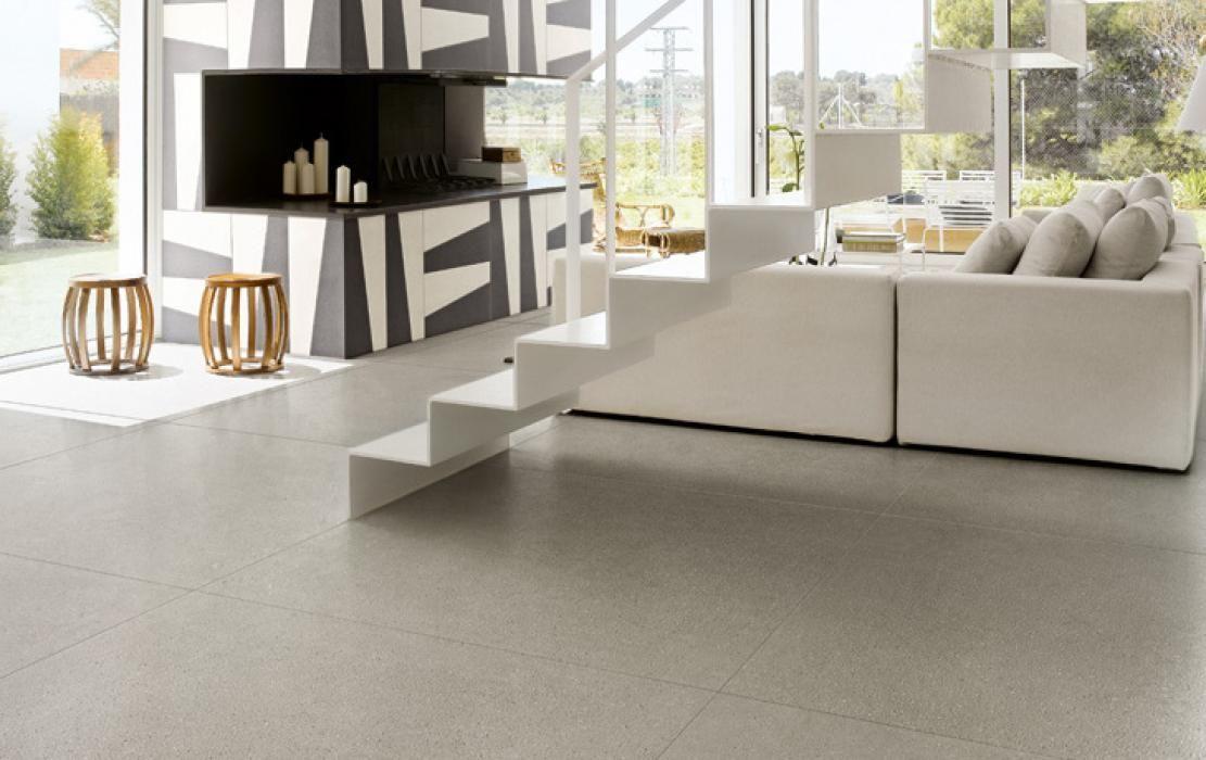 Carrelage Grand Format Deco Salon Carreaux Italiens Idees Pour La Maison