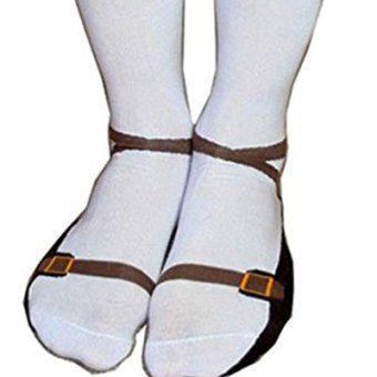 Chaussette touriste allemand : Chaussettes dans les sandales. Must du chic