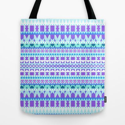 Mix #516 Tote Bag by Ornaart - $22.00