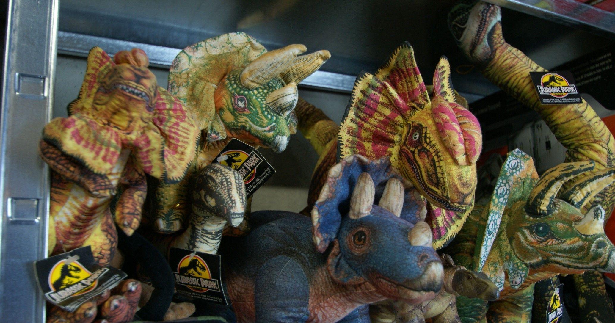 jpb la boutique du dinosaure jurassic park