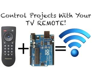 How To Use Ir Remotes With Arduino Arduino Projects Arduino