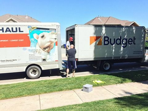 Find Available Moving Truck Rentals At Great Rates With All The Moving Supplies You Need Join The Other Americans Who Re Moving Truck Rental Budgeting Trucks