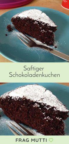 Schokokuchen - Rezept | Frag Mutti