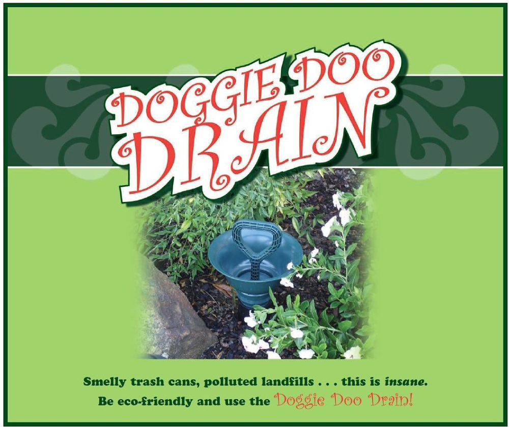 Doggie Doo Drain Pet Waste Removal in 2020