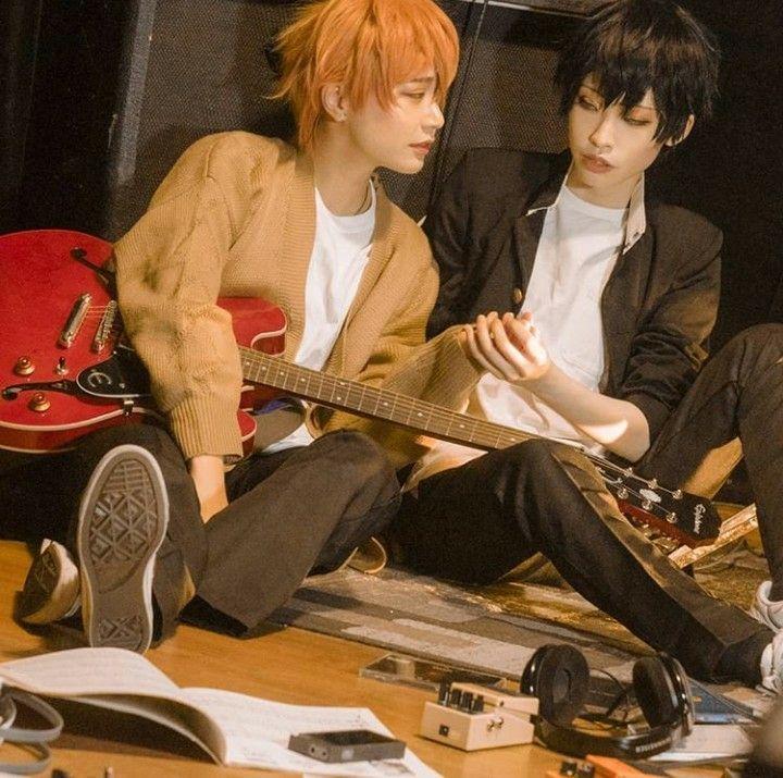 Photo of Anime Cosplay