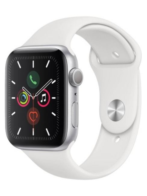 Apple Watch Series 5 comes in silver, gold, and space grey