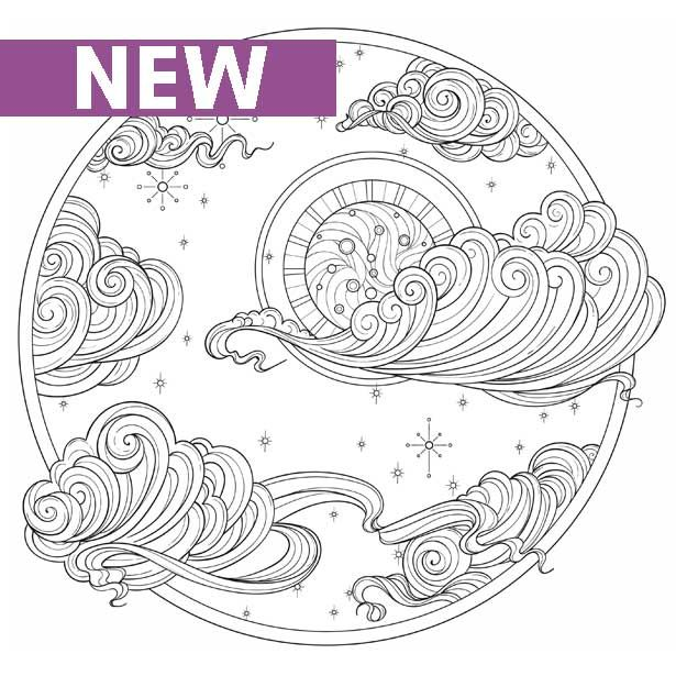 Free coloring sheet from Indescribable Worship Song Coloring Book ...