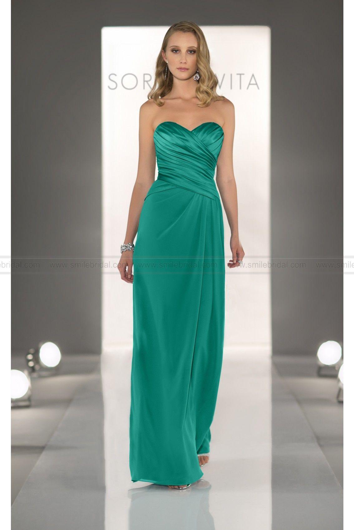 Nice Sorella Vita Jade Bridesmaid Dress Style