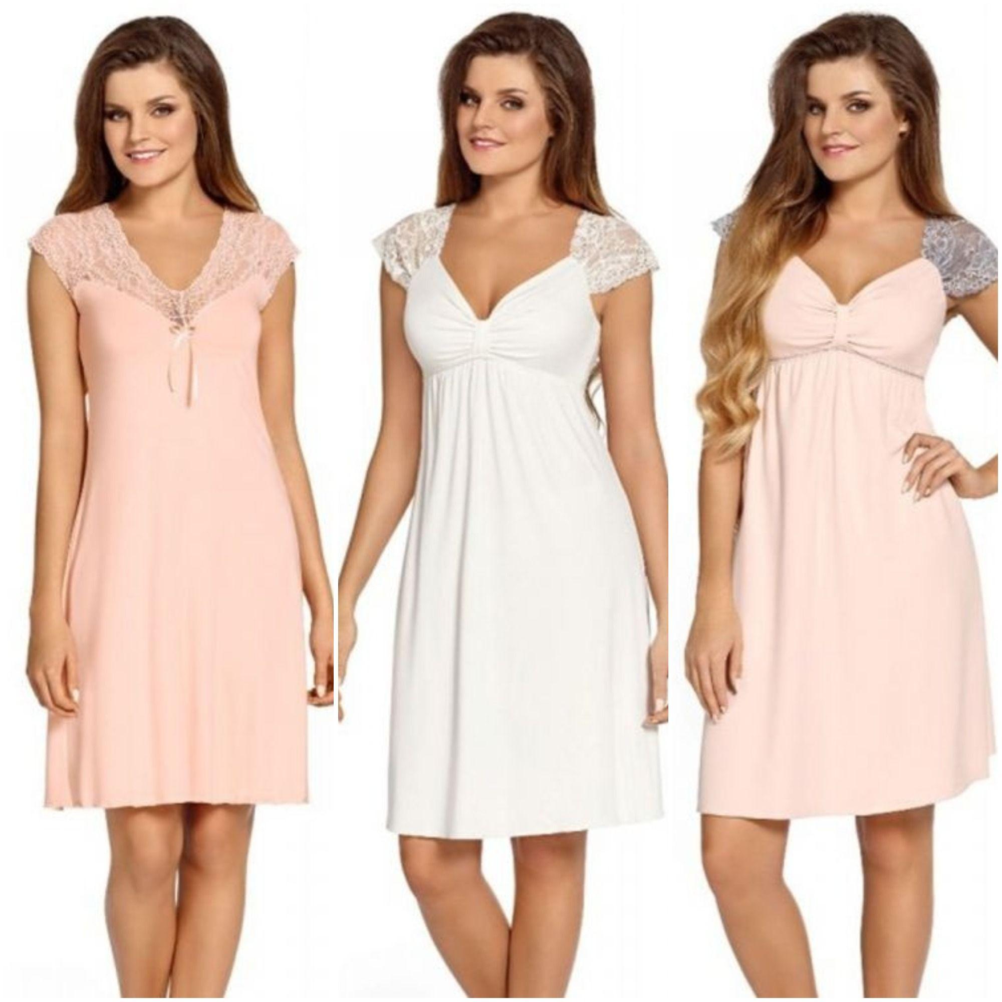2b83585fc88b03e Женские ночные сорочки - новые модели Federica и Loretta от ТМ  Babella💝💫🌷 #