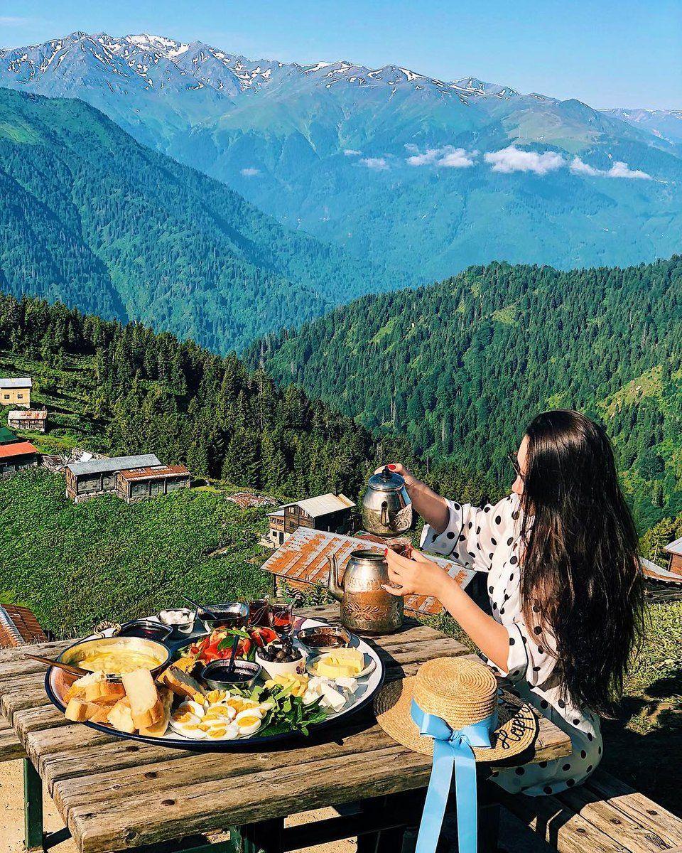 Отличного отдыха в горах картинки