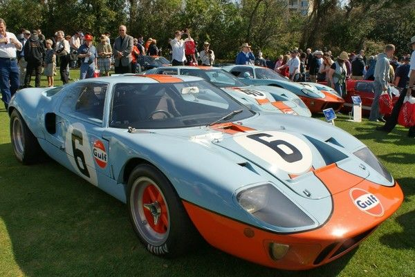 1968 Ford Gt 40 With Images Ford Gt Classic Cars Racing Events