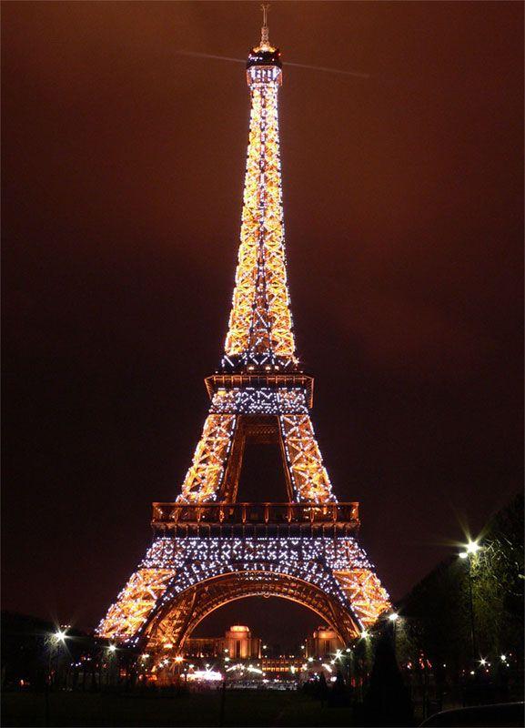 Eiffel Tower-Paris...