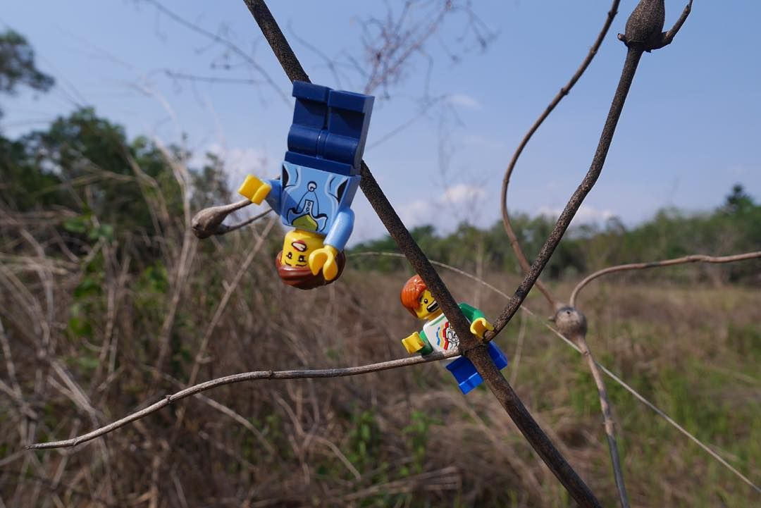 Help me!  #lego #gm1