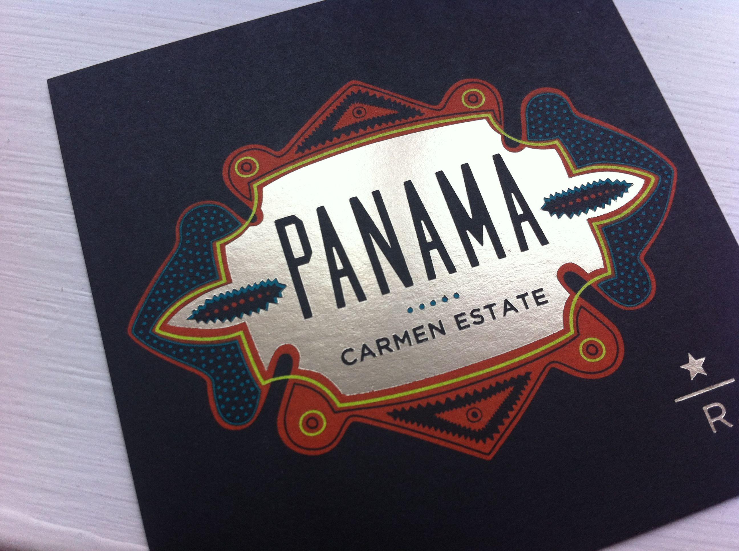 Starbucks Reserve Panama logo