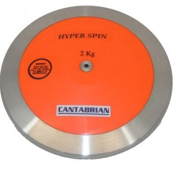 Cantabrian 1 Kilo Gold Hyper Spin Discus