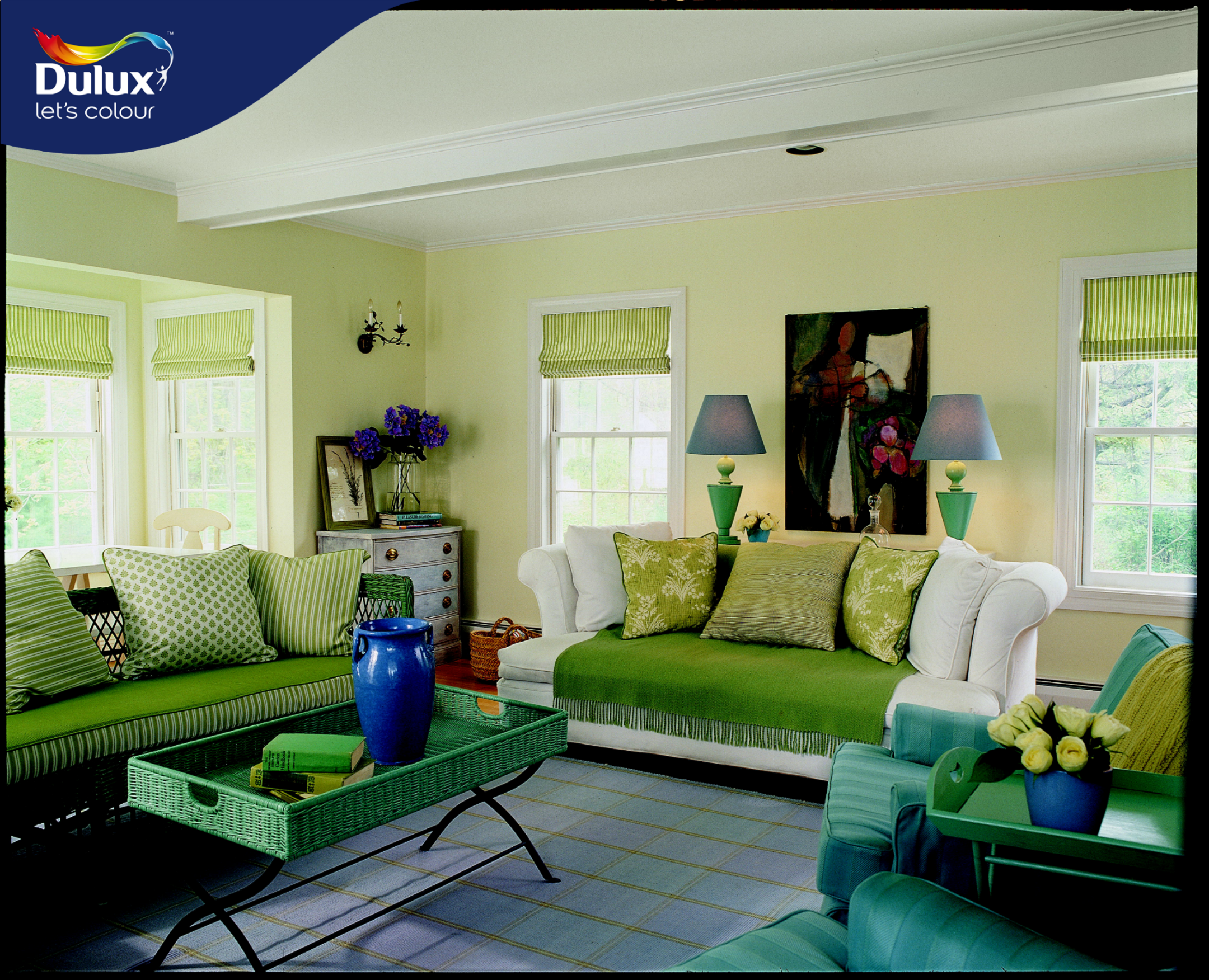 Positive Energy In Home To Exude Constant Positive Energy Try Painting The Walls Of Your