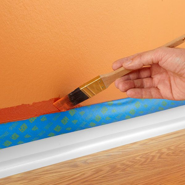 Paint Accent Color Above Baseboard Baseboards Modern Baseboards Baseboard Styles