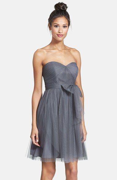 Grey Cocktail Dress Nordstrom