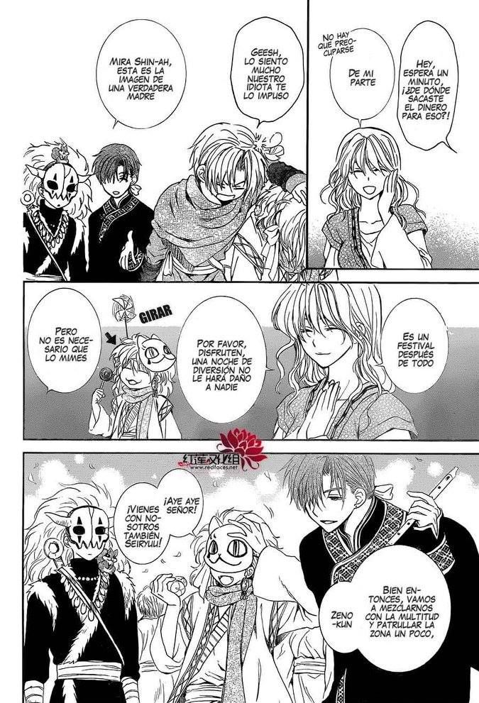 Akatsuki no Yona 111 Akatsuki no Yona Latino   Manga   Pinterest